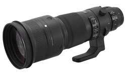 Sigma S 500 mm f/4 DG OS HSM - lens review