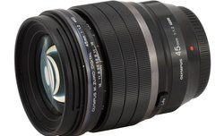 Olympus M.Zuiko Digital ED 45 mm f/1.2 PRO - lens review