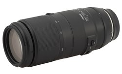 Tamron 100-400 mm f/4.5-6.3 Di VC USD - lens review