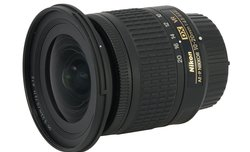 Nikkor AF-P DX 10-20 mm f/4.5-5.6G VR - lens review