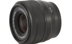 Fujinon XC 15-45 mm f/3.5-5.6 OIS PZ - lens review