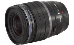 Olympus M.Zuiko Digital ED 17 mm f/1.2 PRO - lens review