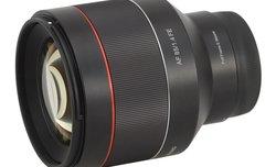 Samyang AF 85 mm f/1.4 FE - lens review