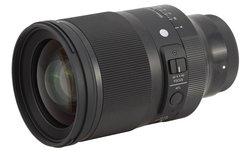Sigma A 35 mm f/1.2 DG DN - lens review