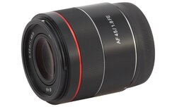 Samyang AF 45 mm f/1.8 FE - lens review