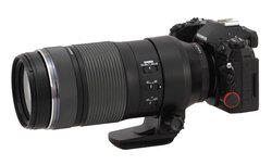 Olympus M.Zuiko Digital ED 100-400 mm f/5.0-6.3 IS - first impressions and sample images