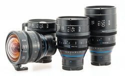 Cine lenses and still photo lenses – what's the difference?