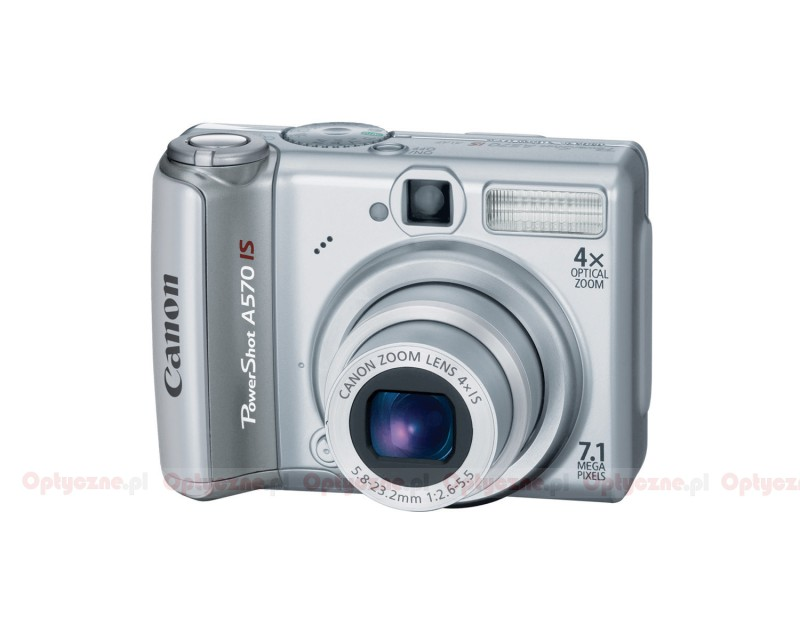 User Review: Canon Powershot A570 IS - DigitalCameraReview