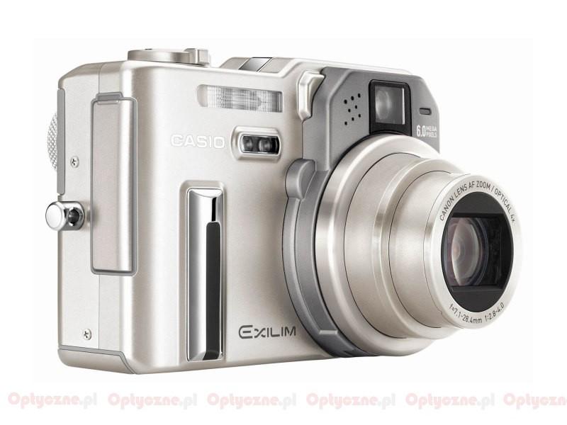 Casio Exilim EX-P600: Digital Photography Review