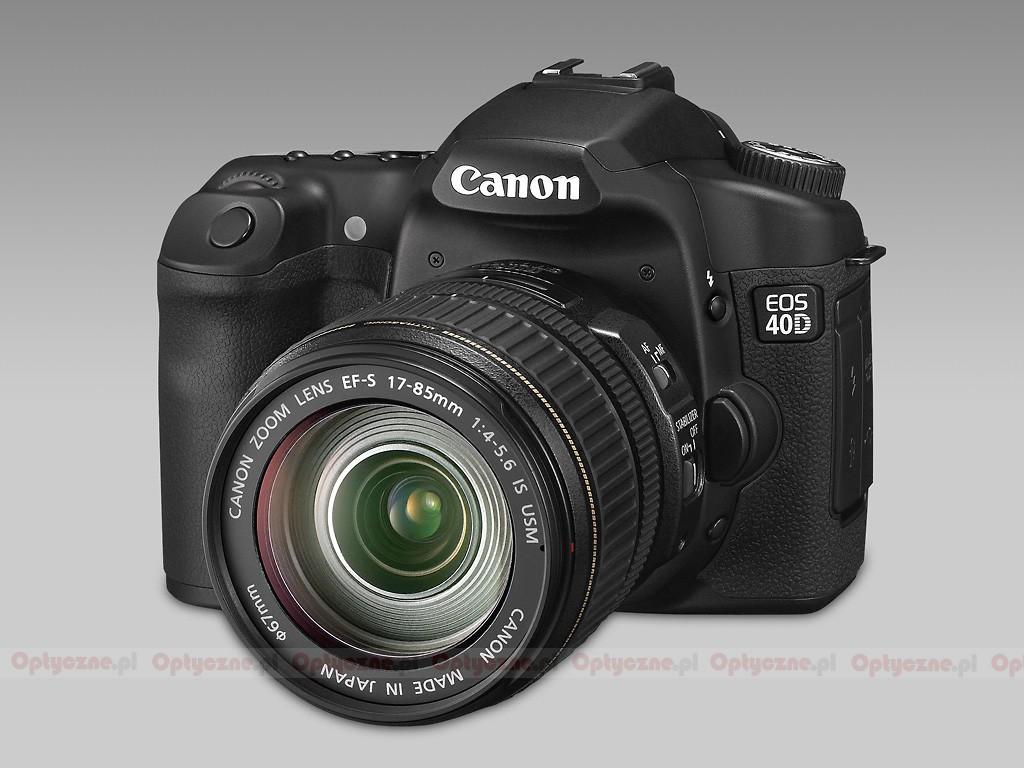 Canon Eos 40d Optyczne Pl