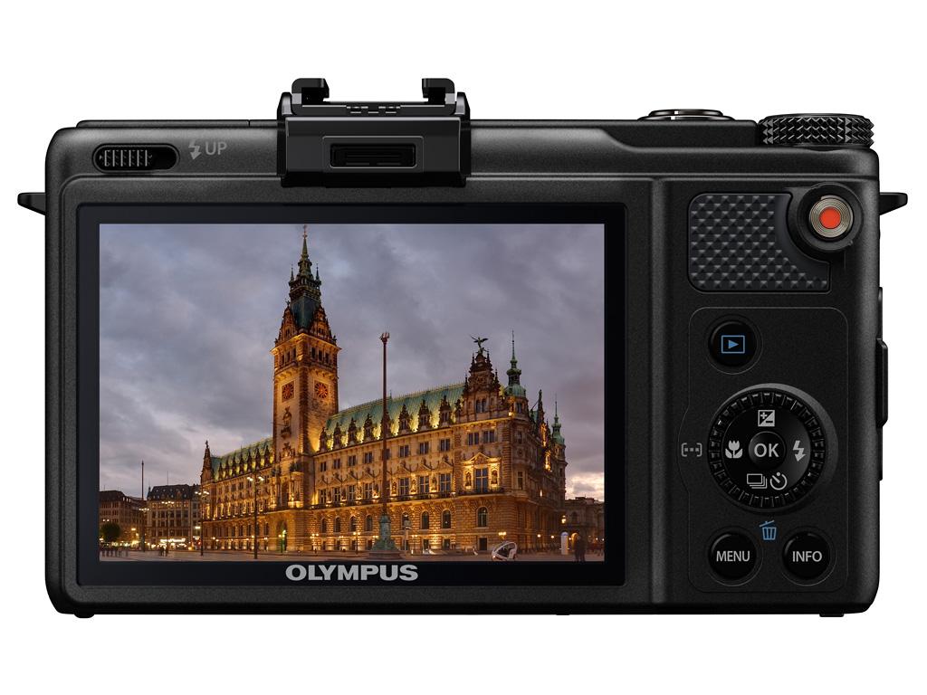 Новая xz-1 объединяет качество снимков и функциональность зеркальных камер с портативностью компактных камер