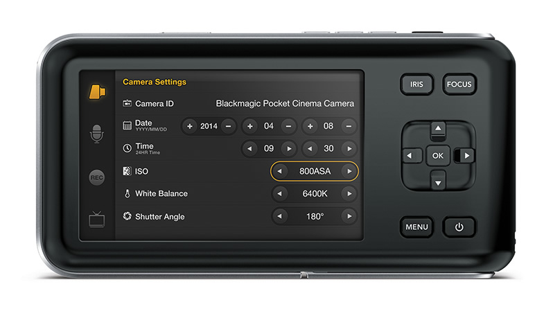 Карты SD: -Blackmagic рекомендуют SanDisk Extreme Pro, вполне возможно