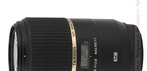 Tamron SP 90 mm f/2.8 Di MACRO 1:1 VC USD