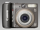 Aparat Canon PowerShot A590 IS