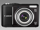 Aparat Canon PowerShot A2100 IS