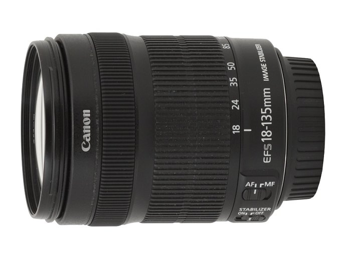 Canon EF-S 18-135 mm f/3.5-5.6 IS STM