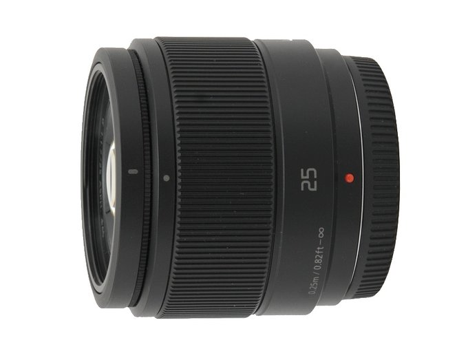 Panasonic Lumix G 25 mm f/1.7 ASPH.