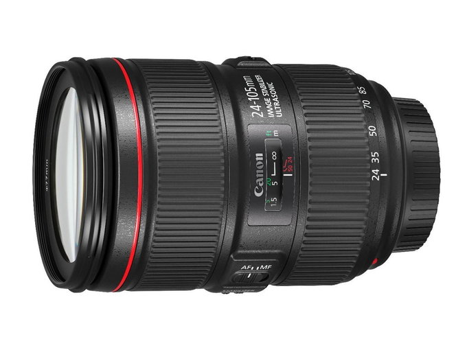 Canon EF 24-105 mm f/4L IS II USM - firmware 1.0.4