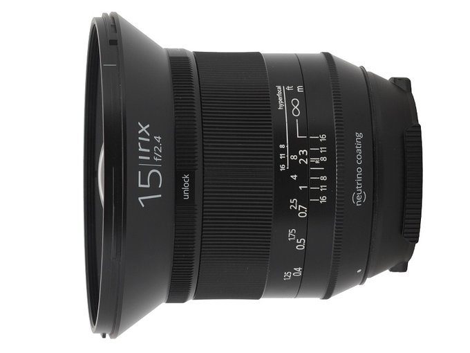 Irix 15 mm f/2.4 Blackstone