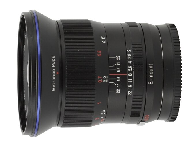 Venus Optics LAOWA 15 mm f/2 FE ZERO-D
