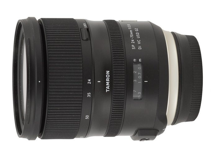 Tamron SP 24-70 mm f/2.8 VC USD G2