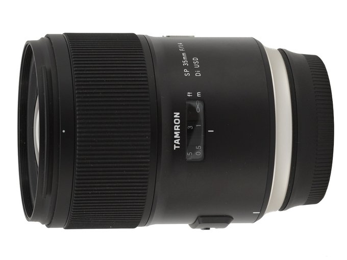 Tamron SP 35 mm f/1.4 Di USD
