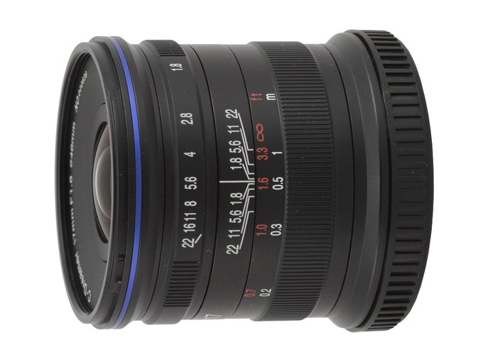 Venus Optics LAOWA 17 mm f/1.8 MFT II