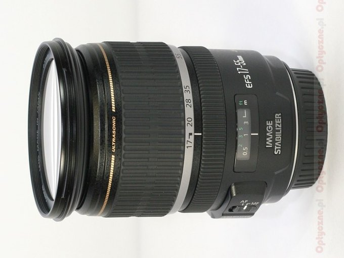 Canon EF-S 17-55 mm f/2.8 IS USM