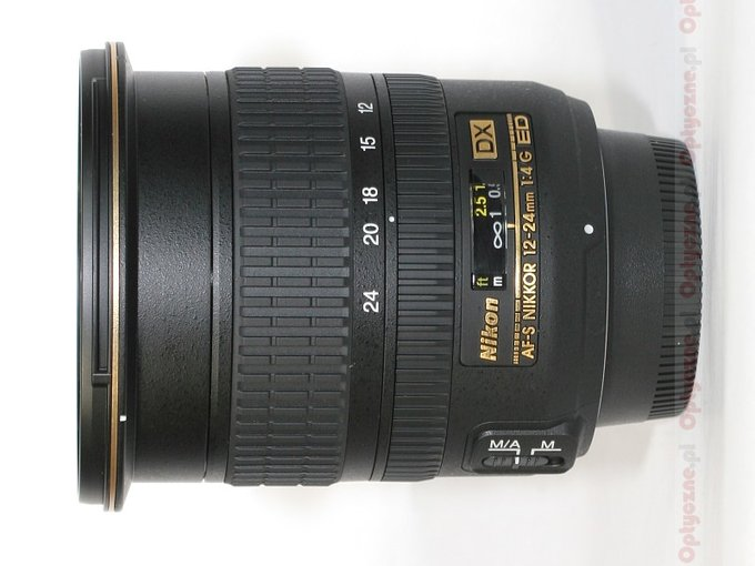 Nikon Nikkor AF-S DX 12-24 mm f/4G IF-ED