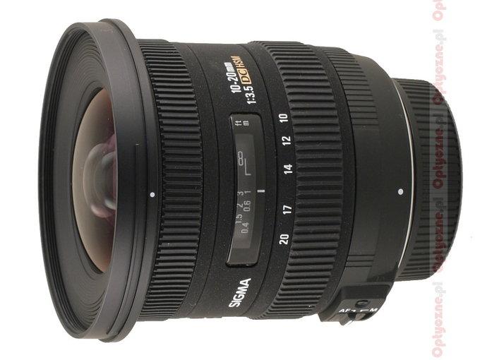 Test Sigma 10-20 mm f/3.5 EX DC HSM - Wstęp - Test ...