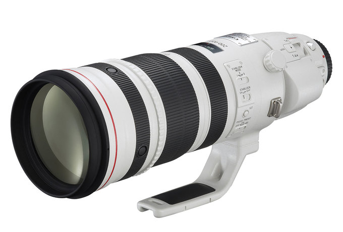 Canon EF 200-400 mm f/4L IS USM Extender 1.4x - firmware 1.1.0