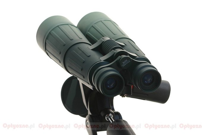 Delta Optical Hunter 8x56 - test lornetki