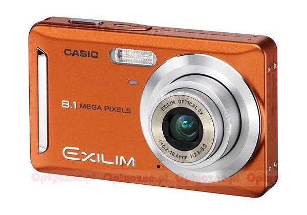 Casio Exilim EX-Z9 - firmware 1 02 - Optyczne pl