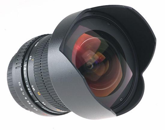 Samyang 14 mm f/2.8 ED AS IF UMC - lens review