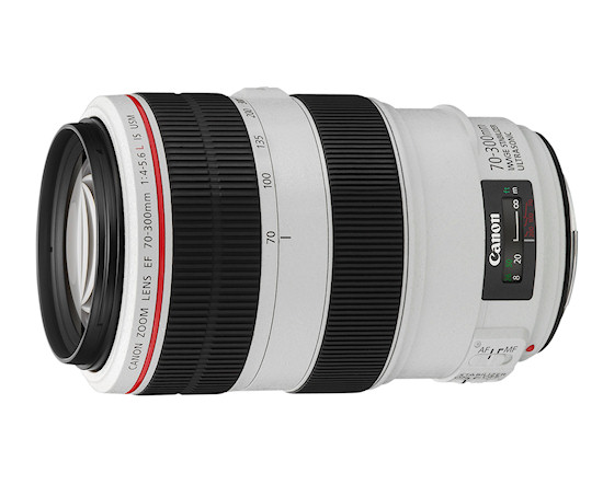 Canon EF 70-300 mm f/4-5.6 L IS USM