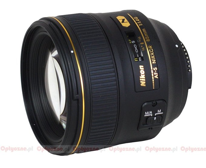 Nikon Nikkor AF-S 85 mm f/1.4G - lens review