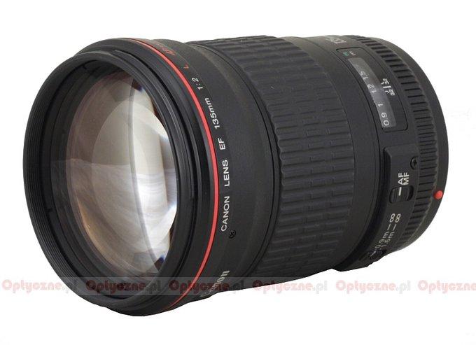 Canon EF 135 mm f/2L USM - lens review