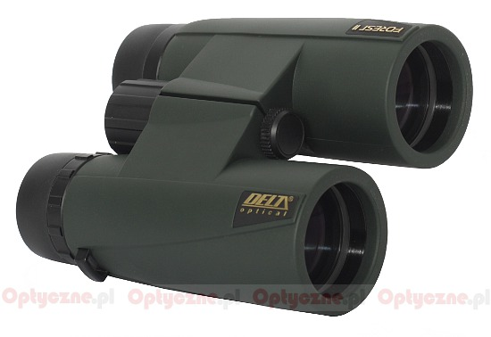 Delta Optical Forest II 8x42 - binoculars' review