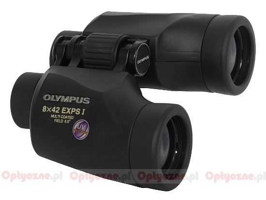 Olympus 8x42 EXPS I - binoculars' review