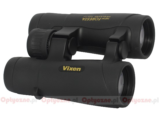 Vixen New Foresta HR 8x42 WP - binoculars' review