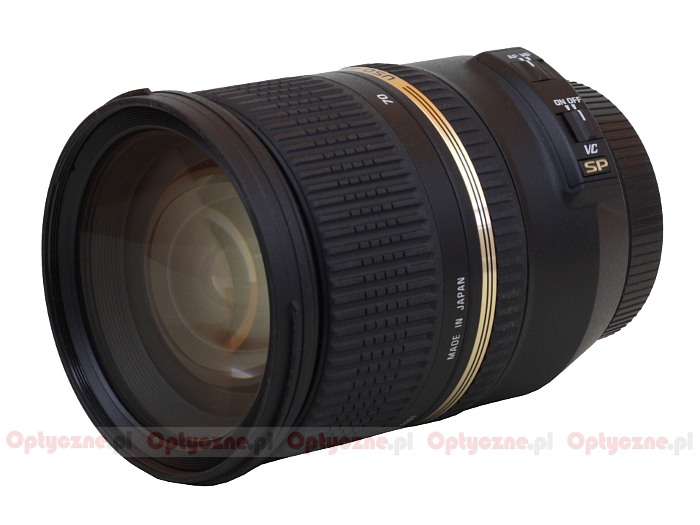 tamron sp 24 70 mm f 2 8 di vc usd lens review. Black Bedroom Furniture Sets. Home Design Ideas