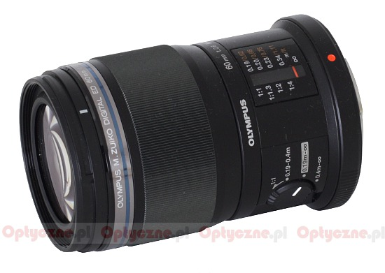 Olympus M.Zuiko Digital 60 mm f/2.8 ED Macro - lens review.