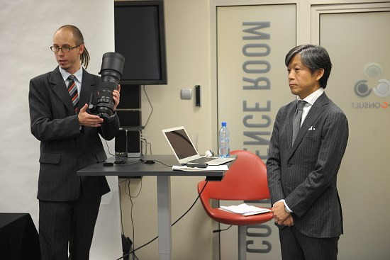 Interview with Kazuto Yamaki - CEO of Sigma Corporation