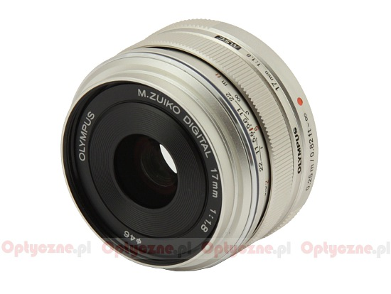Olympus M.Zuiko Digital 17 mm f/1.8 - lens review