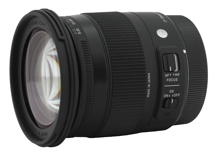 Sigma C 17-70 mm f/2.8-4.0 DC Macro OS HSM - lens review