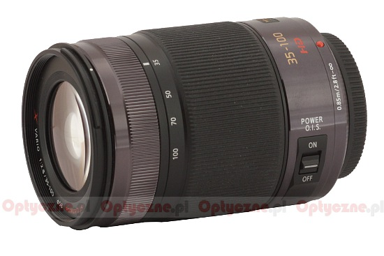 Panasonic G X VARIO 35-100 mm f/2.8 P.O.I.S. - lens review