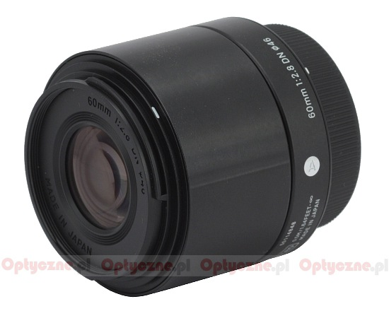 Sigma A 60 mm f/2.8 DN - lens review