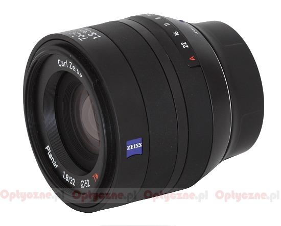 carl zeiss touit 32 mm f 1 8 lens review lenstip