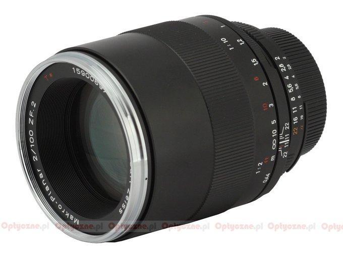 carl zeiss makro planar t 100 mm f 2 zf 2 lens review