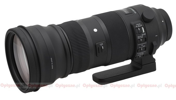Sigma S 150-600 mm f/5-6.3 DG OS HSM - lens review